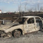 Headingley grass fire destroys dealership's cars - Baldwinson Insurance Brokers - Winnipeg, Manitoba